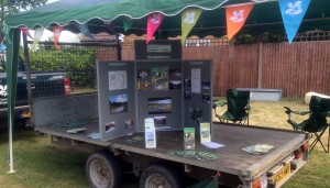 Bookham Commons Village Day Display